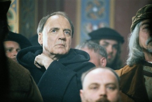 "Bruno Ganz, as von Staupitz, looks on at Luther's trial, and thinks, ""Wow, he was really great in 'Shakespeare in Love'!"""
