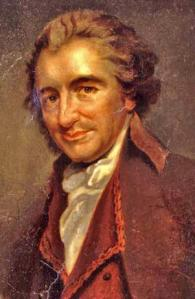 Thomas Paine (1737-1809):  the Patron Saint of Private Judgment