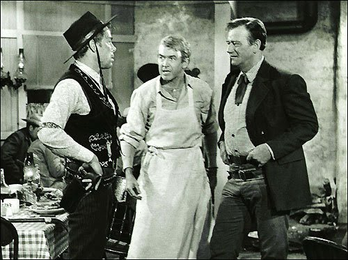 The Man Who Shot Liberty Valance Amp The Meaning Of