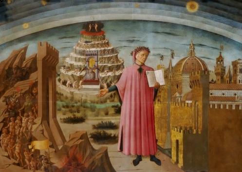 Dante in Paradise