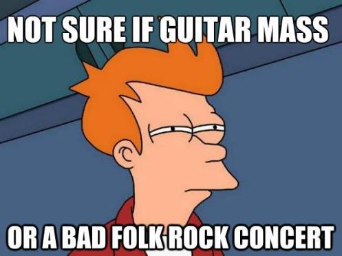 Guitar Mass