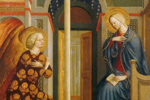 Annunciation-Panicale